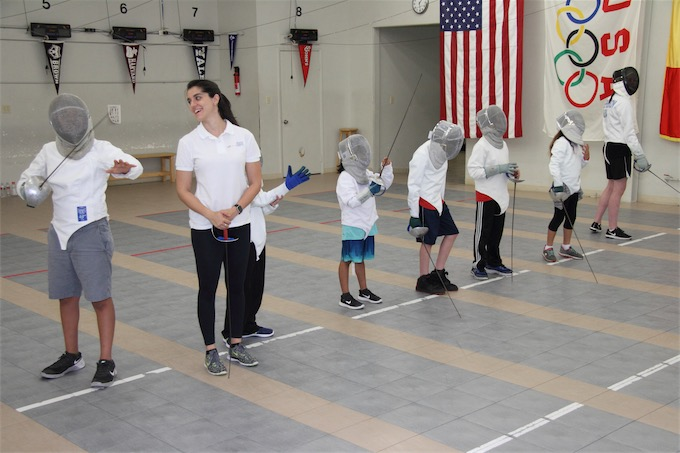 Camps Avant Garde Fencers Club